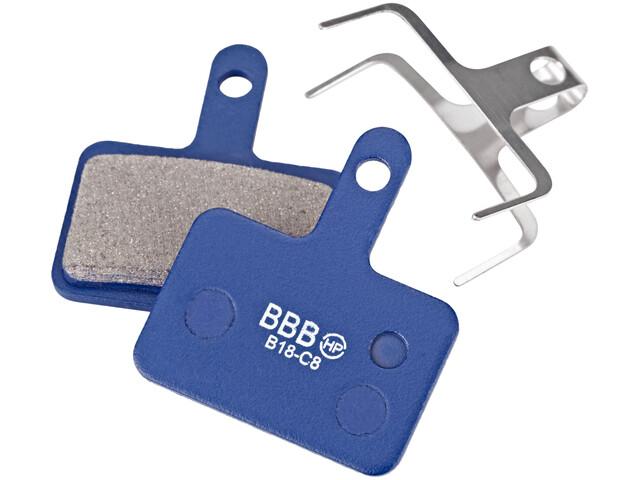 BBB DiscStop BBS-53 Shimano blau